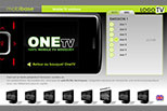 Presentation of One TV